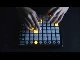 M4SONIC - (SKRILLEX Freestyle) Launchpad