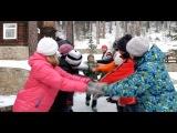 Горнолыжная школа и школа сноубординга Зима 2014 Часть 4